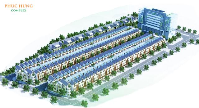 Khu đô thị Phúc Hưng Complex Hưng Yên