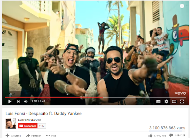 record-youtube-despacito