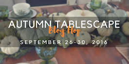 A Series of Autumn-Inspired Tables