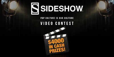 sideshow video contest