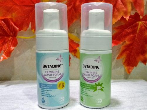 Betadine Feminine wash aman untuk dipakai  setiap hari dan ibu hamil