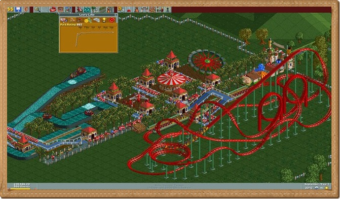 Roller Coaster Tycoon 1 Free Download Full Version PC Game