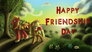 Happy Friendship day wallpaper