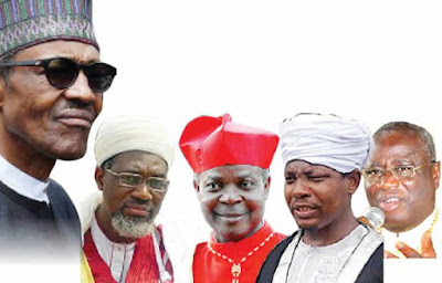 Buhari Your Policies Are Not Working, Nigerians Are Suffering – Religious Leaders