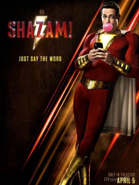 Sieu anh hung Shazam 2019 Vietsub