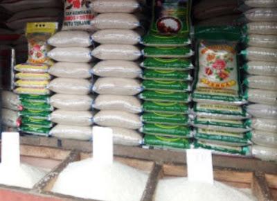 agen, toko grosir beras medium-premium murah daerah Bogor