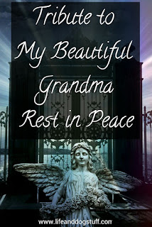 Tribute to My Beautiful Grandma - Rest in Peace.