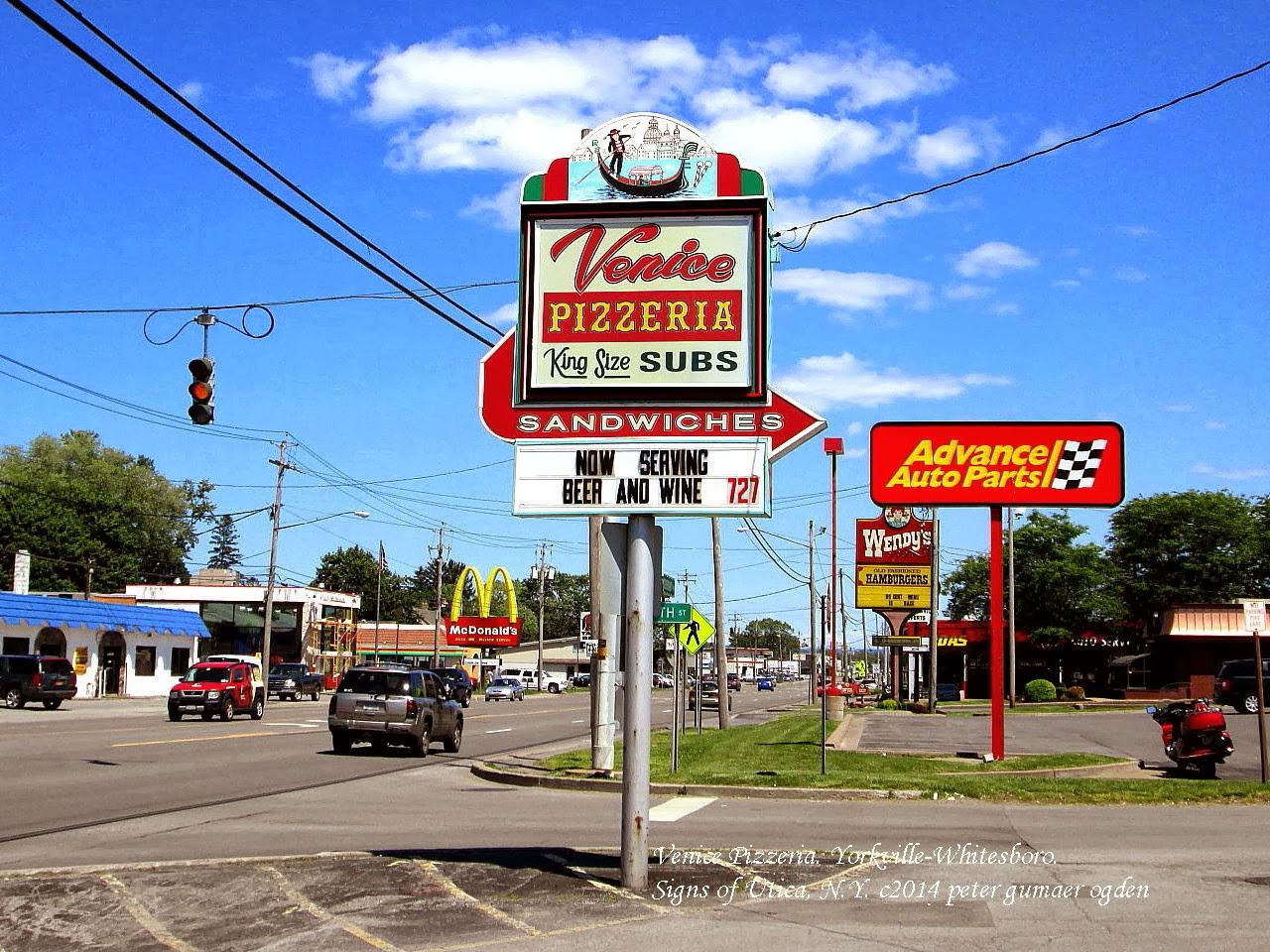 Restaurants Downtown Utica Ny