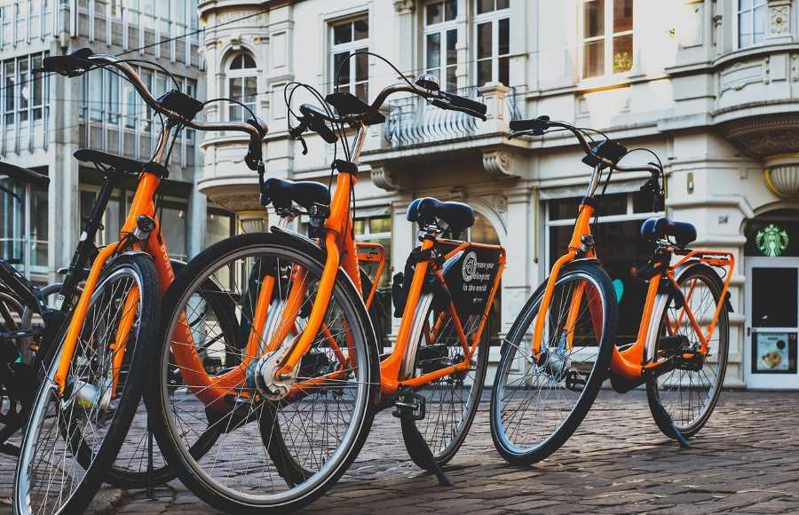 city bike sharing