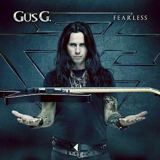 """Το βίντεο του Gus G. για το """"Thrill Of The Chase"""" από το album """"Fearless"""""""