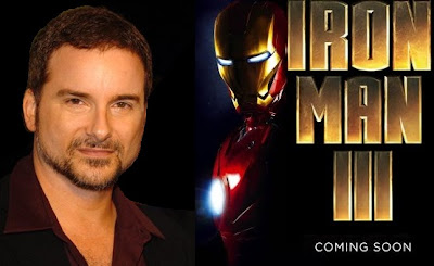 Shane Black - Iron man 3 Film