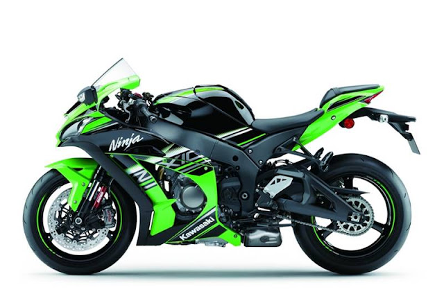 Hi…. Kawasaki ZX-10R  model 2016 , video dan galeri foto