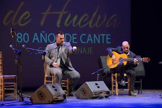 Otra imagen del Homenaje a Perlita de Huelva