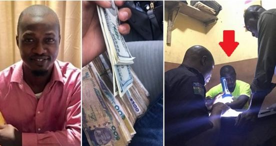 UPDATE: Uber Driver Who Stole Lady's Money In Lagos Has Been Arrested