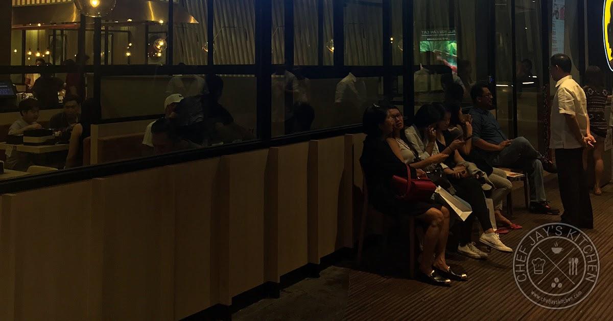 Shaburi: Japanese Shabu-Shabu Buffet at Uptown Mall