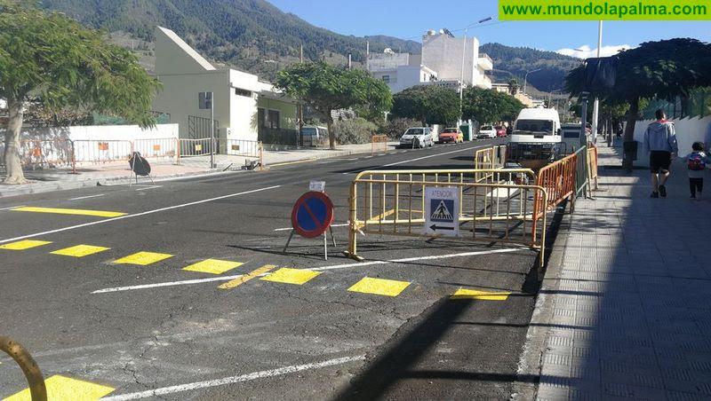 El ayuntamiento de los llanos de aridane ejecuta obras for Oficina zurich los llanos de aridane