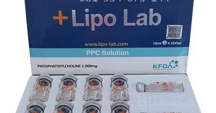 Suntik Pelangsing Pembakar Lemak Lipo Lap PPC Solution