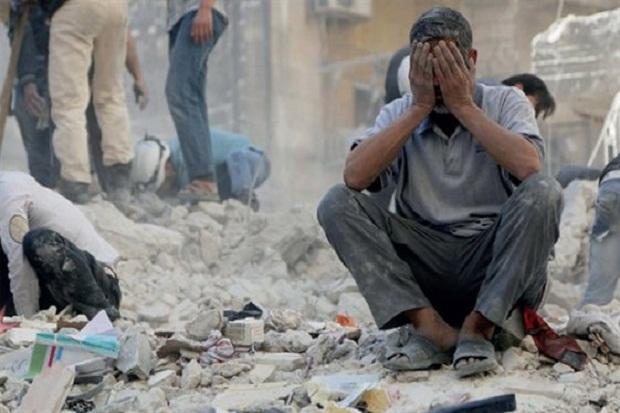 Korban Perang di Suriah - Abad Khilafah