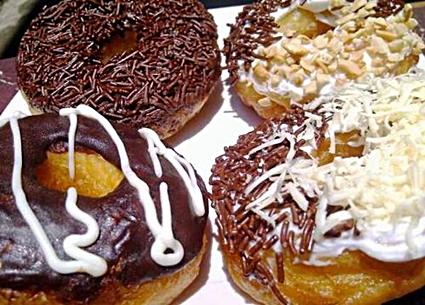 Resep Donat Coklat Ala Dunkin Tira Online