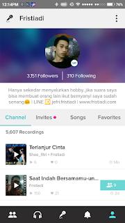 Smule Sing! Aplikasi Karaoke Untuk Android dan Iphone #6