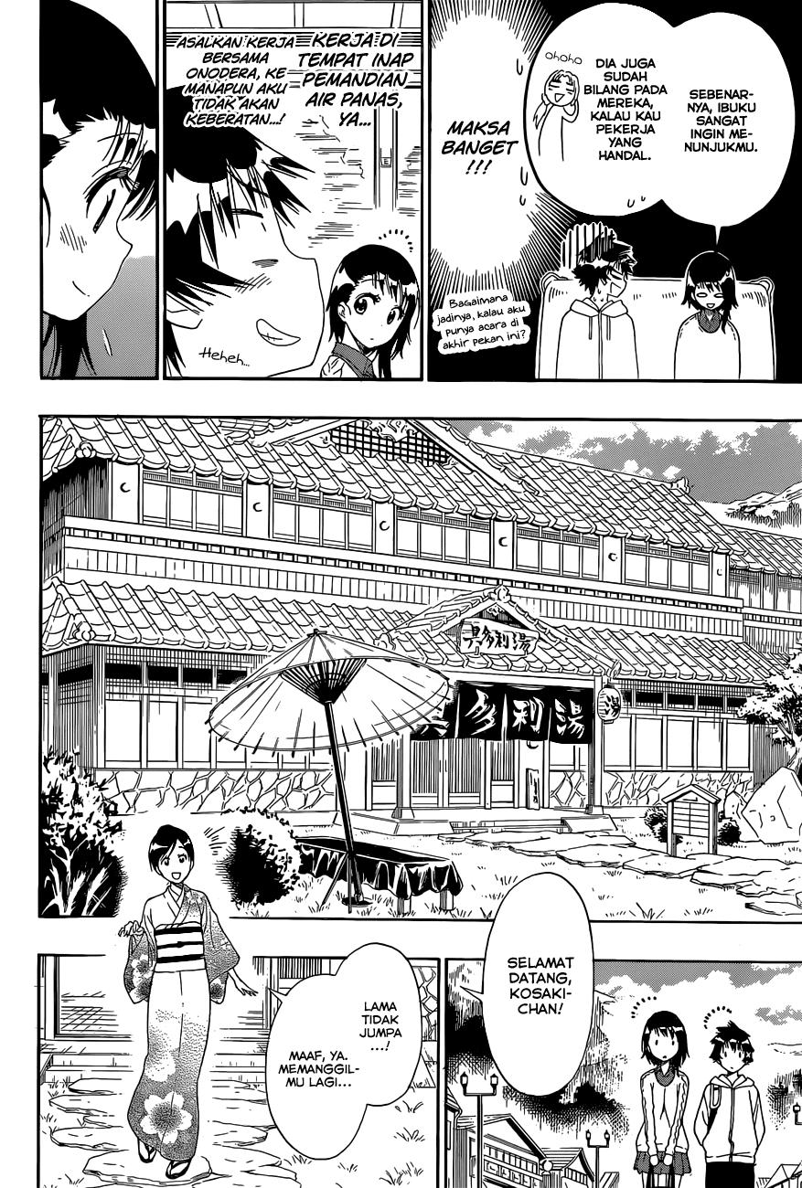 Komik nisekoi 143 - bekerja 144 Indonesia nisekoi 143 - bekerja Terbaru 4|Baca Manga Komik Indonesia|