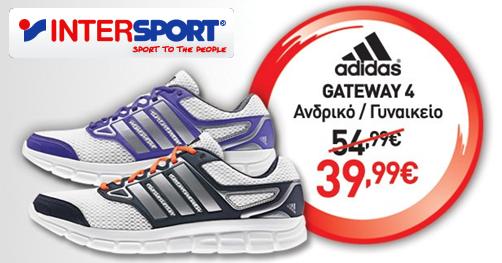 Αθλητικά Παπούτσια Adidas, Ανδρικά - Γυναικεία Μόνο 39,99€ - InterSport