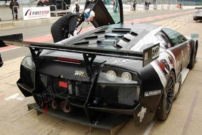 Lamborghini Murcielago R-SV