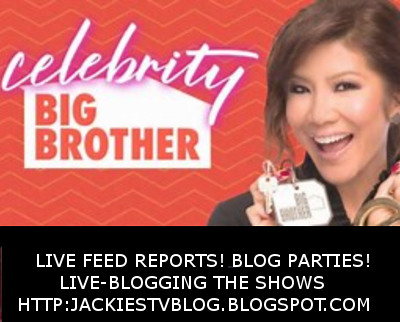 The (TV) Show Must Go On   : Celebrity Big Brother 2: HoH