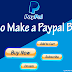 How to make a PayPal Button