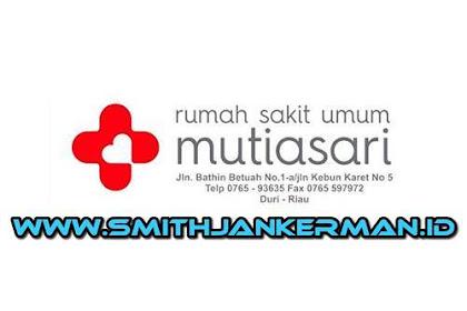 Lowongan RSU Mutia Sari Duri Maret 2018