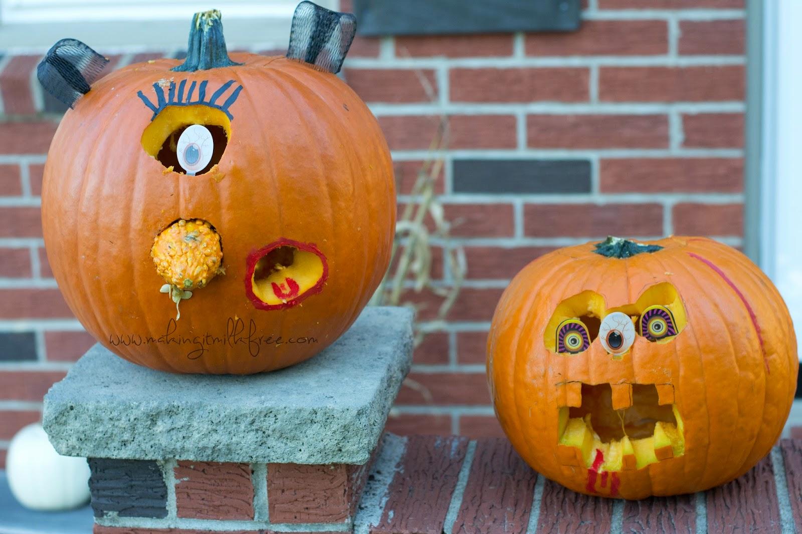 #fall #halloween #pumpkins #pumpkincarving