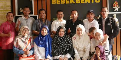 Halal Bi Halal Agupena DKI Jakarta