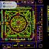 مخطط تهيئة مساحة خضراء LOS ANDES اوتوكاد dwg