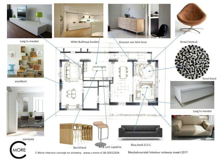 Interieurcursus c more interieuradvies via de karwei styliste for Interieur ontwerpen