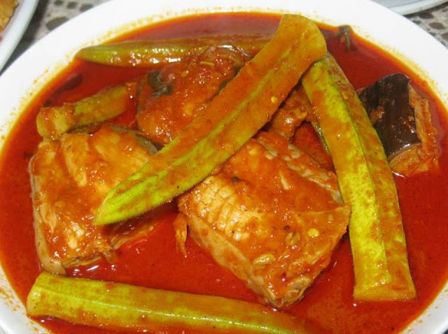 Resepi Asam Pedas Ikan Pari
