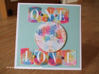 Letter It, Stampin' Up!