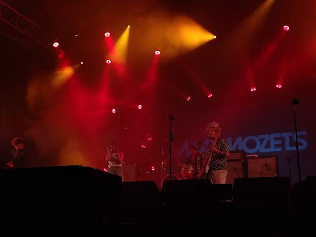Marmozets, Open'er Festival 2018