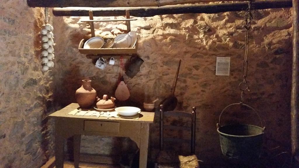 Centro de Interpretación de la Casa Hurdana (El Gasco, Cáceres ...