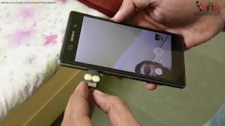 Cara Membuat Lampu Flash Selfie dari OTG
