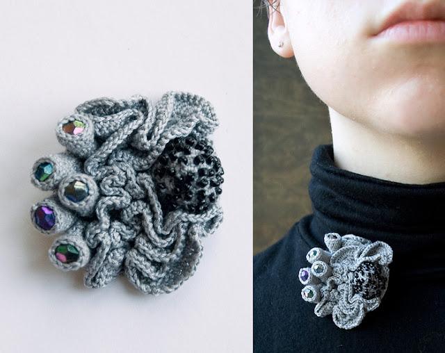 Inspirandonos con las Formas del Crochet