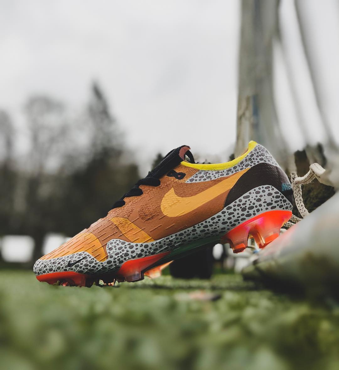 check out db957 64ebd Custom Nike Mercurial Vapor 360 2019 'Air Max Day' Boots By ...