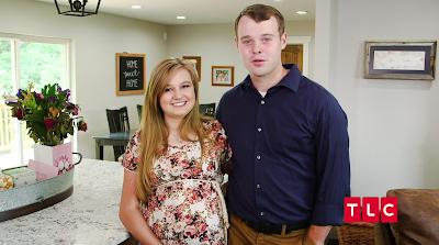 Joseph Duggar and Kendra Caldwell Duggar baby Garrett David Duggar