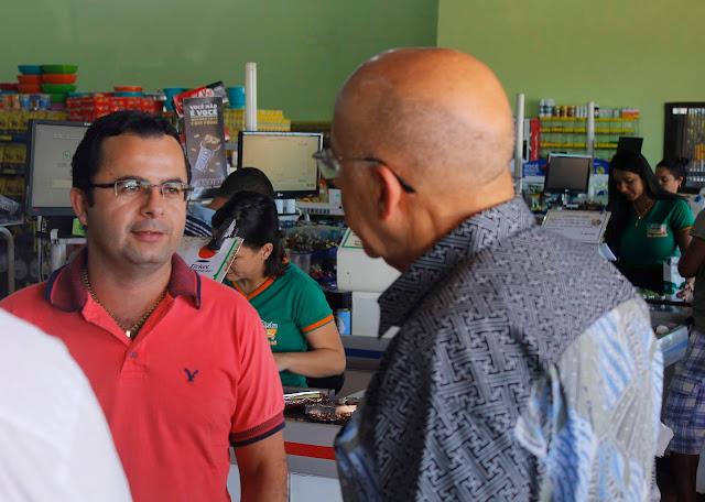 Empresário supermercado Varão Nova Mamoré