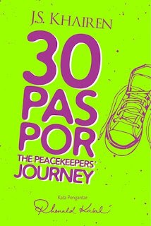 J.S Khairen - 30 Paspor The Peacekeepers' Journey