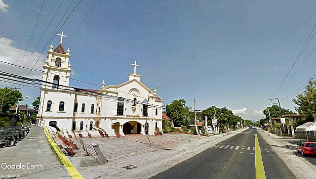 Santa Teresita, Batangas.  Image source:  Google Earth Street View.