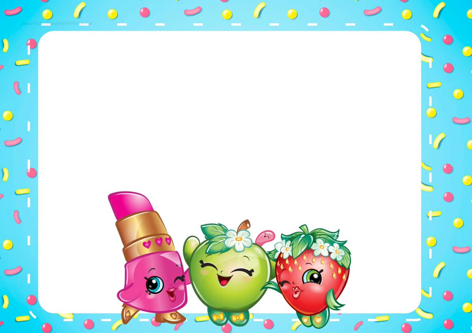 It's just an image of Fan Shopkins Printable Invitations