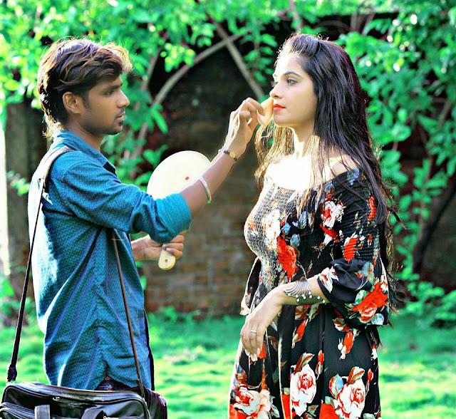 Ritu Singh is a successful Actress of bhojpuri cinema