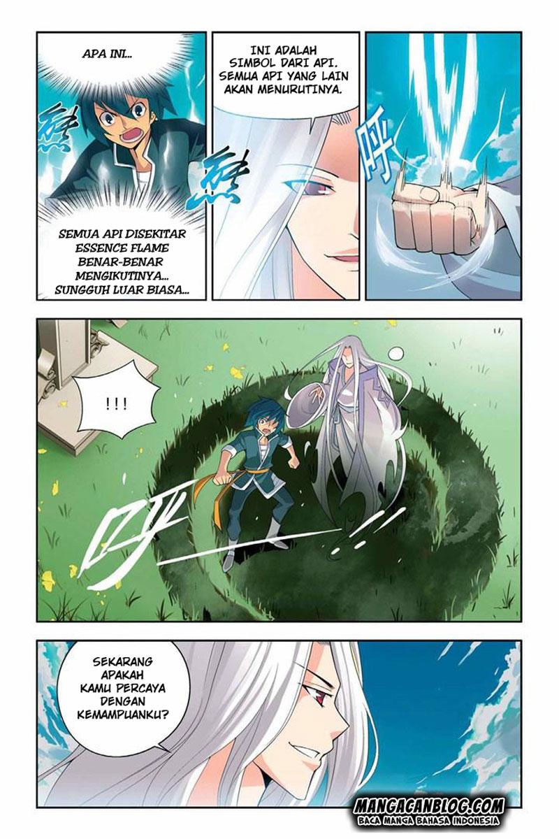 Battle Through Heaven Chapter 03-16
