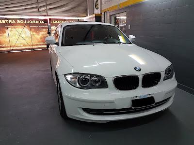 Trabajo sobre BMW Serie 1 modelo 118i Hatchback