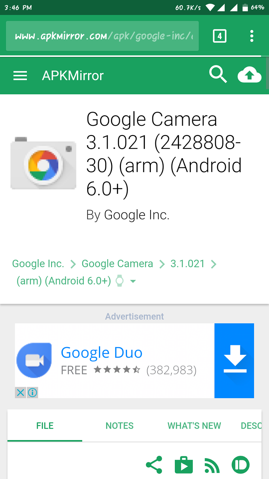 How to click 360 view with your android phone